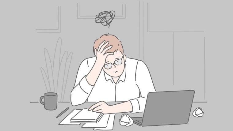 仕事辞めたい…新入社員でうつ病になるのは甘え?
