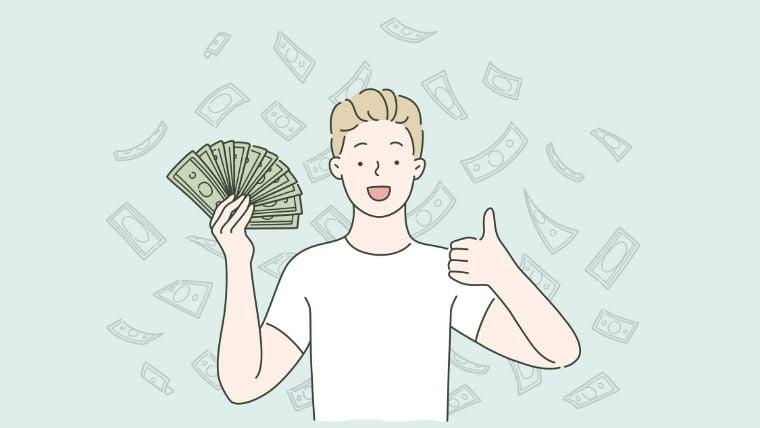正社員で手取り16万って低い?20代の平均年収を確認