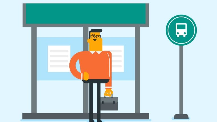 通勤時間の無駄を省くのが難しい…→効率的に使える3つの方法