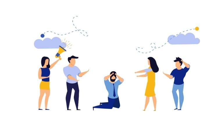 職場で疎外感を感じる人の4つの特徴