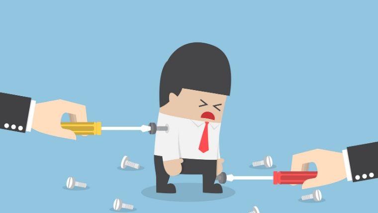 上司を殴る気持ちを抑えられない時の4つの対処方法