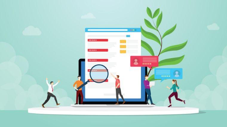 求職活動実績のインターネット応募での作り方
