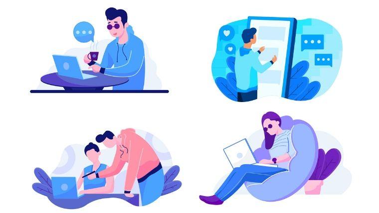 求職活動実績はインターネット応募でも可能?