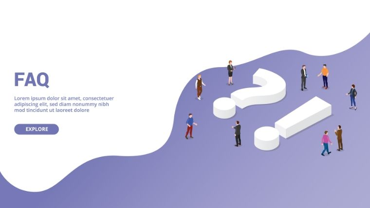 職業訓練のアルバイトに関する「よくある質問」
